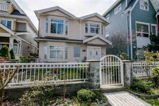 Photo 1: 1330 E 23RD Avenue in Vancouver: Knight House for sale (Vancouver East)  : MLS®# R2355088