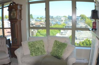 """Photo 4: 813 2799 YEW Street in Vancouver: Kitsilano Condo for sale in """"TAPESTRY"""" (Vancouver West)  : MLS®# R2488808"""