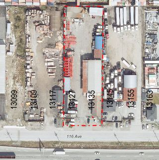 Photo 1: Truck and Trailer Repair Facility For Lease In Surrey