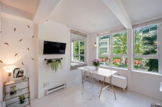 """Photo 4: 202 910 BEACH Avenue in Vancouver: Yaletown Condo for sale in """"Meridian"""" (Vancouver West)  : MLS®# R2581260"""