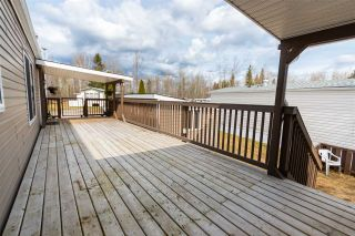 """Photo 19: 91 6100 O'GRADY Road in Prince George: St. Lawrence Heights Manufactured Home for sale in """"COLLEGE HEIGHTS TRAILER PARK"""" (PG City South (Zone 74))  : MLS®# R2453065"""