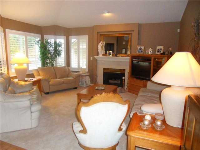 """Main Photo: 70 101 PARKSIDE Drive in Port Moody: Heritage Mountain Townhouse for sale in """"TREE TOPS"""" : MLS®# V864111"""