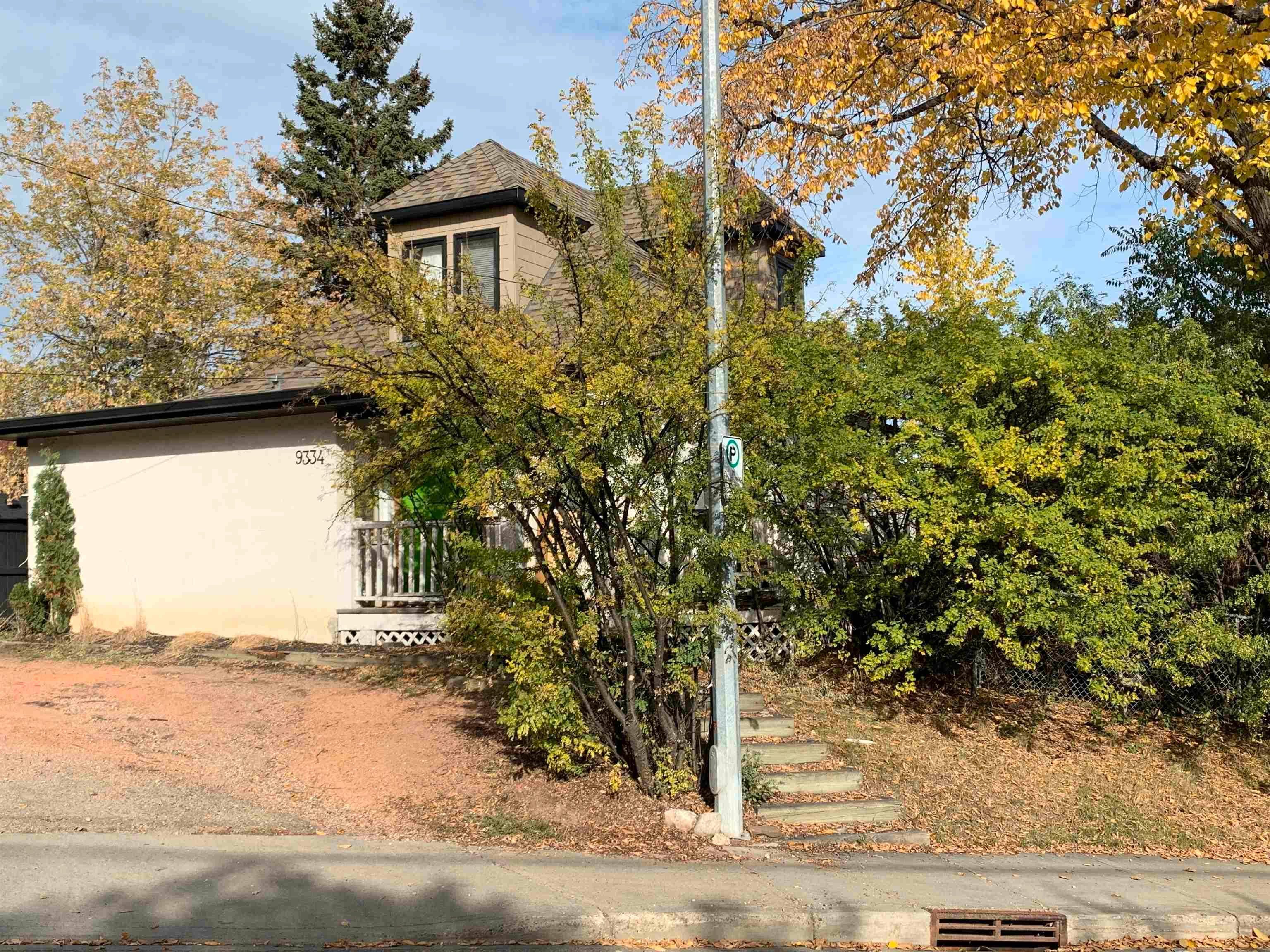 Main Photo: 9334 CAMERON Avenue in Edmonton: Zone 13 Vacant Lot for sale : MLS®# E4264263