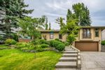 Main Photo: 86 ROSELAWN Crescent NW in Calgary: Rosemont Detached for sale : MLS®# A1141019