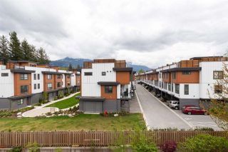 """Photo 34: 8 1200 EDGEWATER Drive in Squamish: Northyards Townhouse for sale in """"EDGEWATER"""" : MLS®# R2585236"""