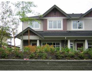 """Photo 1: 37 11393 STEVESTON Highway in Richmond: Ironwood Townhouse for sale in """"KINSBEARY"""" : MLS®# V872975"""