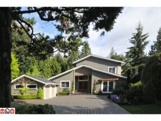 Main Photo: 12705 23RD Avenue in Surrey: Crescent Bch Ocean Pk. House for sale (South Surrey White Rock)  : MLS®# F1103544