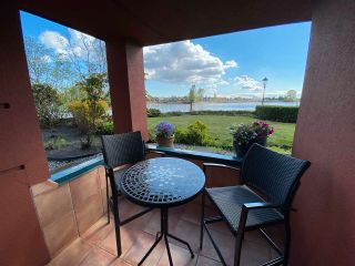 """Photo 9: 109 6 RENAISSANCE Square in New Westminster: Quay Condo for sale in """"The Rialto"""" : MLS®# R2572791"""