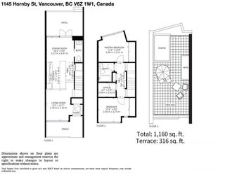 """Photo 30: 1145 HORNBY Street in Vancouver: Downtown VW Townhouse for sale in """"ADDITION"""" (Vancouver West)  : MLS®# R2574900"""