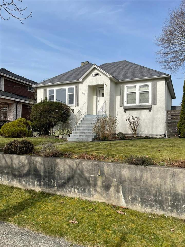 Main Photo: 1931 DUBLIN STREET in New Westminster: West End NW House for sale : MLS®# R2551361