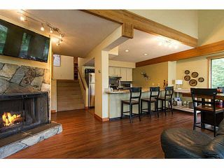 Photo 3: 32 6125 EAGLE DRIVE in Whistler: Whistler Cay Heights Townhouse for sale : MLS®# R2341108