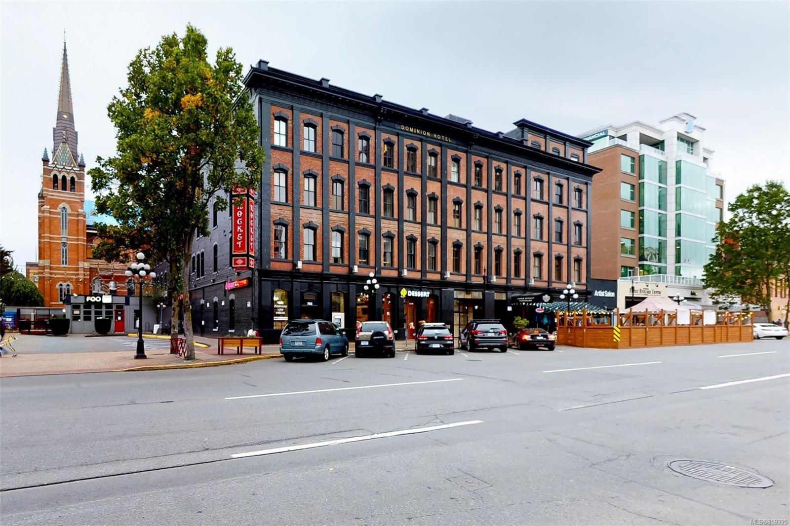 Main Photo: 110 759 Yates St in : Vi Downtown Business for sale (Victoria)  : MLS®# 859395