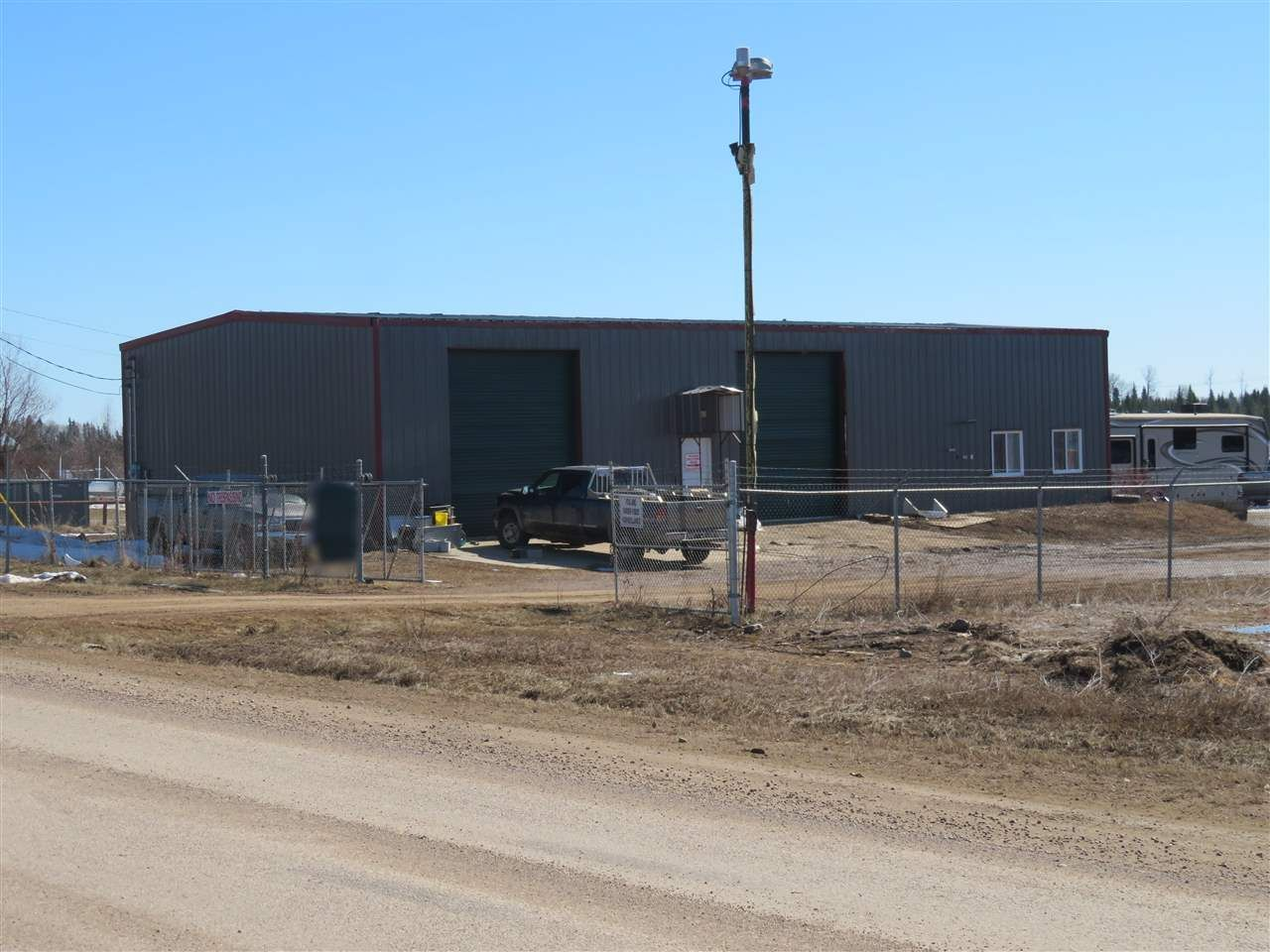 Main Photo: 5303 44 Avenue in Fort Nelson: Fort Nelson -Town Industrial for sale (Fort Nelson (Zone 64))  : MLS®# C8037806