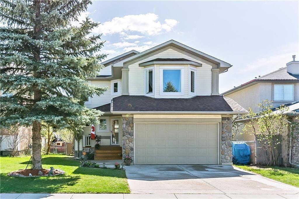 Main Photo: 20 CIMARRON Crescent: Okotoks House for sale : MLS®# C4184646