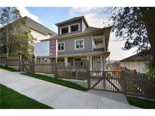 """Photo 10: 4 3828 PENDER Street in Burnaby: Vancouver Heights Townhouse for sale in """"""""The Heights"""""""" (Burnaby North)  : MLS®# V906615"""