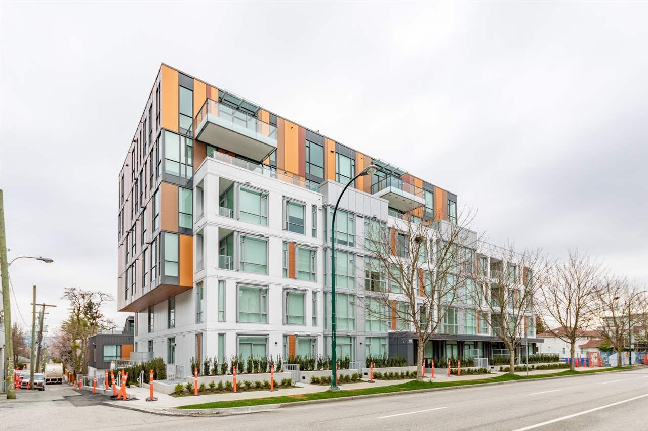Main Photo: 304 469 W KING EDWARD Avenue in Vancouver: Cambie Condo for sale (Vancouver West)  : MLS®# R2604100