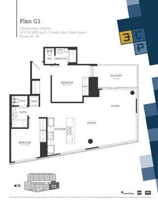 Photo 33: 2806 13495 CENTRAL AVENUE in Surrey: Whalley Condo for sale (North Surrey)  : MLS®# R2537211