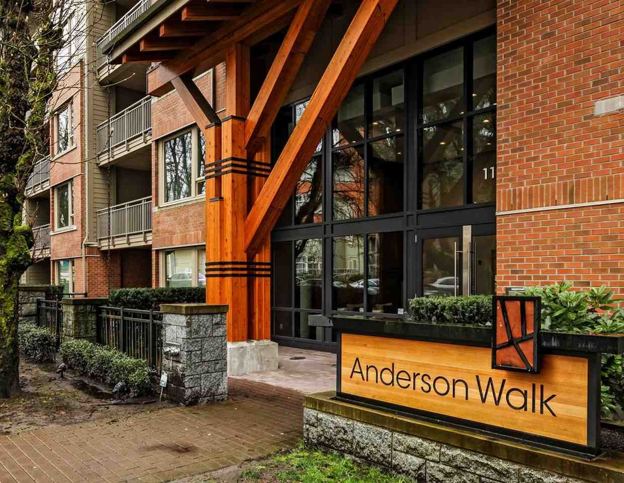 Photo 1: Photos: 319 119 W 22ND STREET in North Vancouver: Central Lonsdale Condo for sale : MLS®# R2047201