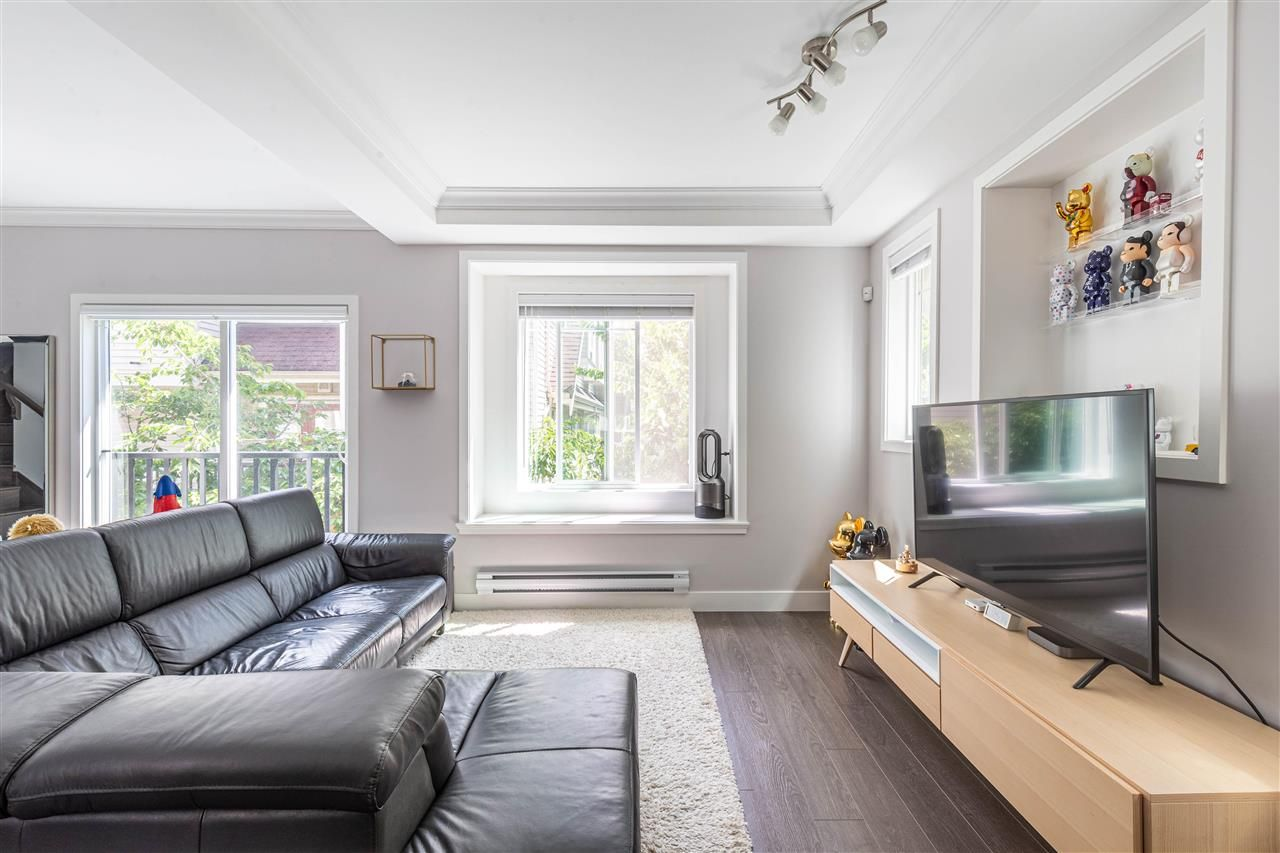 """Photo 9: Photos: 5 9000 GENERAL CURRIE Road in Richmond: McLennan North Townhouse for sale in """"WINSTON GARDENS"""" : MLS®# R2592878"""