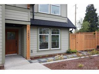 Photo 5: A 7886 Wallace Dr in SAANICHTON: CS Saanichton Half Duplex for sale (Central Saanich)  : MLS®# 679924