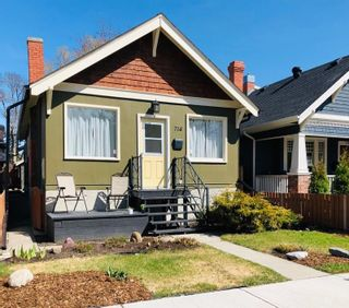 Photo 2: 714 5 Street NW in Calgary: Sunnyside Detached for sale : MLS®# C4295696