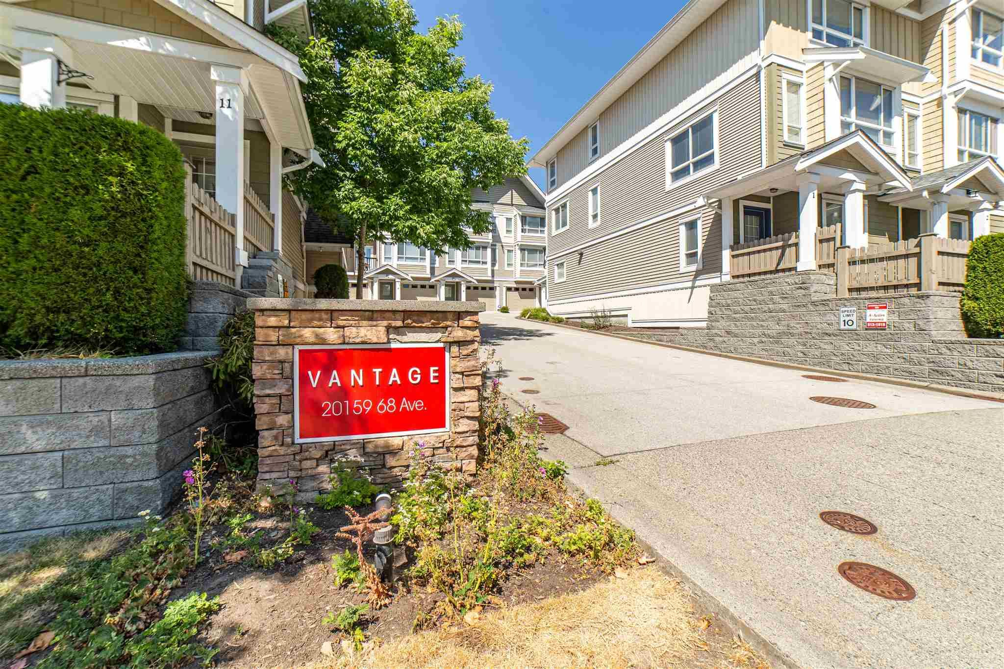 Main Photo: 2 20159 68 Avenue in Langley: Willoughby Heights Townhouse for sale : MLS®# R2605698