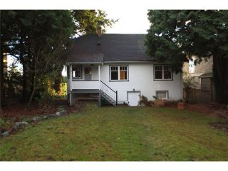 Photo 8: 1337 HAYWOOD AV in West Vancouver: Ambleside House for sale : MLS®# V982971