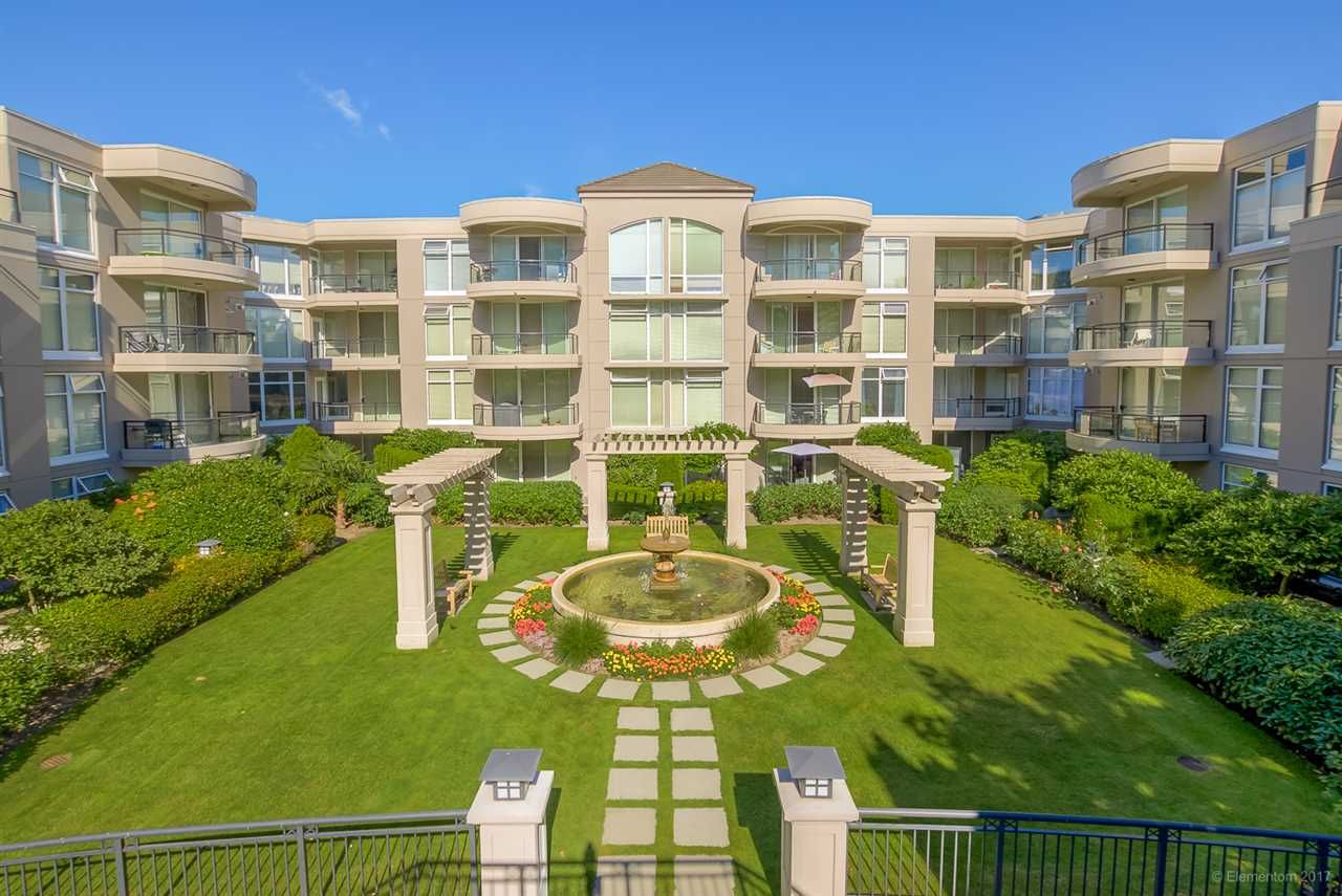 """Photo 2: Photos: 805 8460 GRANVILLE Avenue in Richmond: Brighouse South Condo for sale in """"THE PALMS"""" : MLS®# R2183275"""