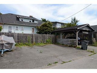 Photo 10: 2386 W 15TH Avenue in Vancouver: Kitsilano House for sale (Vancouver West)  : MLS®# V1078805