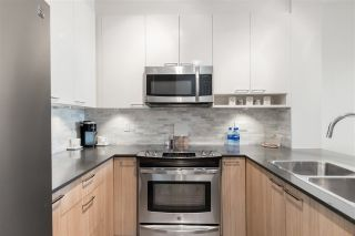 "Photo 2: 411 202 LEBLEU Street in Coquitlam: Maillardville Condo for sale in ""MACKIN PARK"" : MLS®# R2541748"