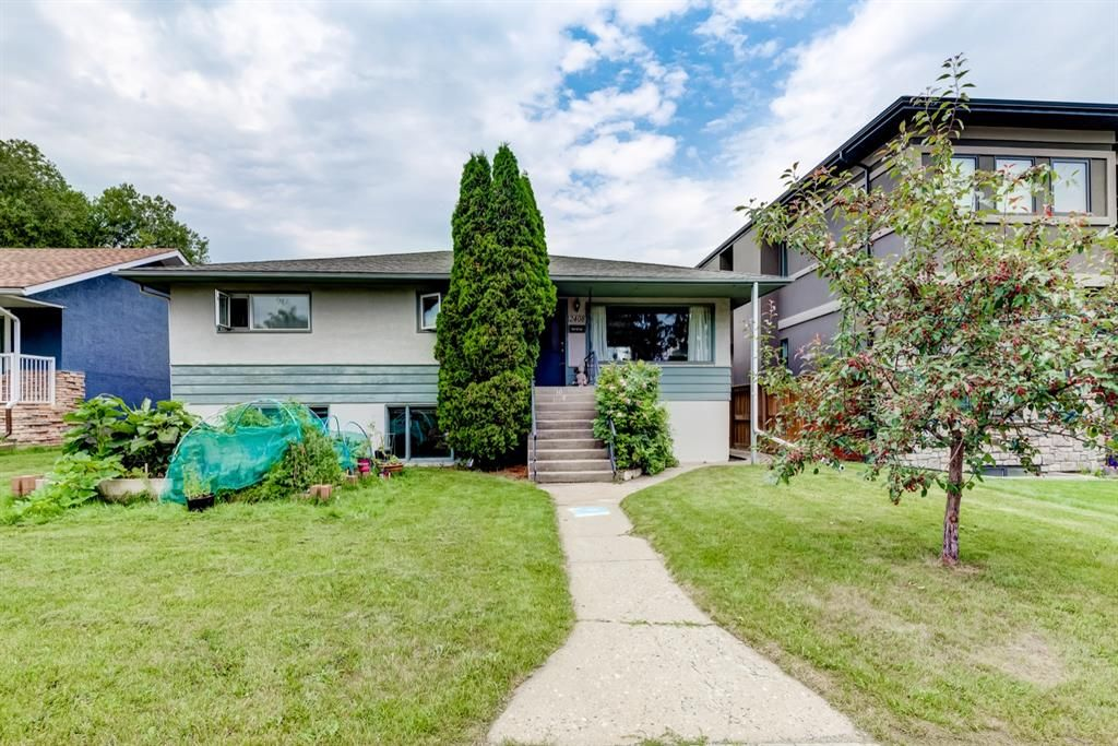 Main Photo: 2408 25 Avenue NW in Calgary: Banff Trail Detached for sale : MLS®# A1132280