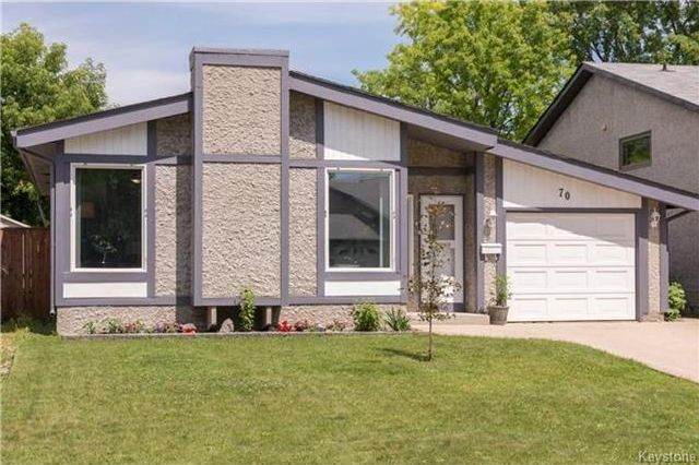 Main Photo: 70 Arbor Grove in Winnipeg: Sun Valley Park Residential for sale (3H)  : MLS®# 1718249