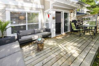 Photo 38: 23 650 ROCHE POINT Drive in North Vancouver: Roche Point Townhouse for sale : MLS®# R2503657