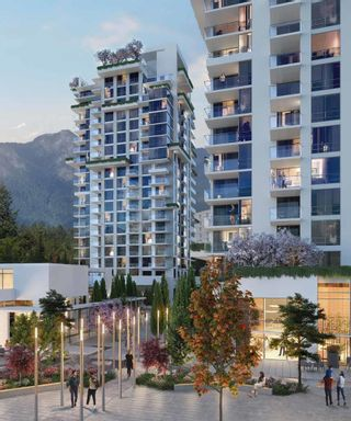"Photo 3: PH2301 1633 CAPILANO Road in North Vancouver: Pemberton NV Condo for sale in ""Park West"" : MLS®# R2614215"