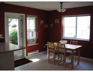 "Photo 3: 22 23560 119TH Avenue in Maple_Ridge: Cottonwood MR Townhouse for sale in ""HOLLYHOCK"" (Maple Ridge)  : MLS®# V659635"