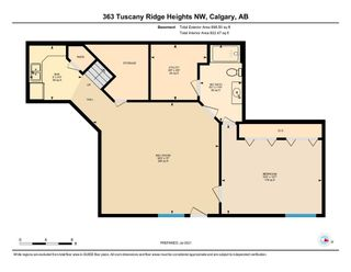 Photo 34: 363 Tuscany Ridge Heights NW in Calgary: Tuscany Detached for sale : MLS®# A1127840