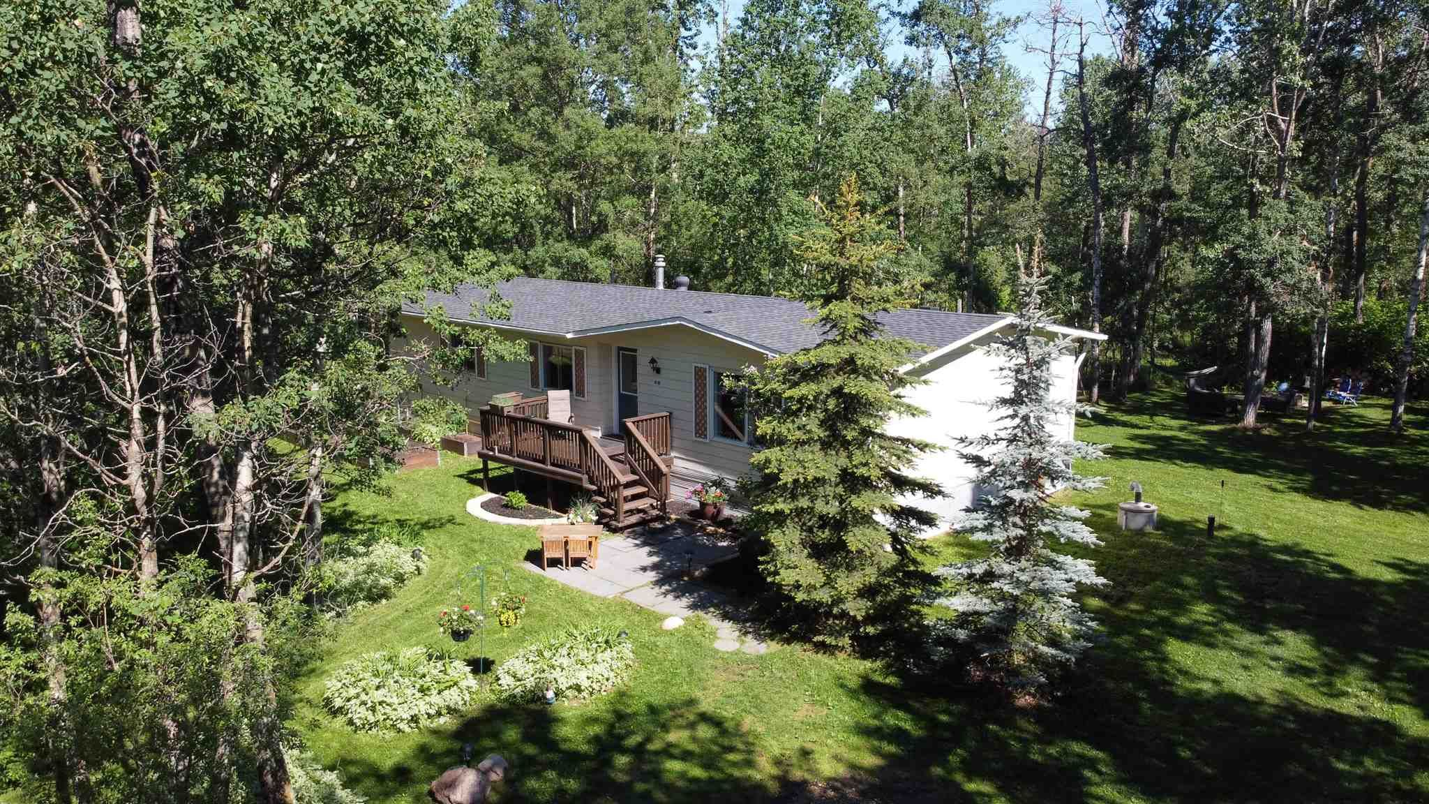 Main Photo: 302 51369 RGE RD 225: Rural Strathcona County Manufactured Home for sale : MLS®# E4249652