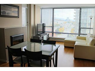 Photo 3: # 1108 4182 DAWSON ST in Burnaby: Brentwood Park Condo for sale (Burnaby North)  : MLS®# V1100776