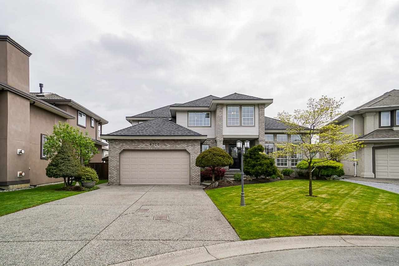 Main Photo: 6272 189A Street in Surrey: Cloverdale BC House for sale (Cloverdale)  : MLS®# R2572115