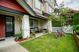 """Photo 29: 35 7168 179 Street in Surrey: Cloverdale BC Townhouse for sale in """"Ovation"""" (Cloverdale)  : MLS®# R2592743"""