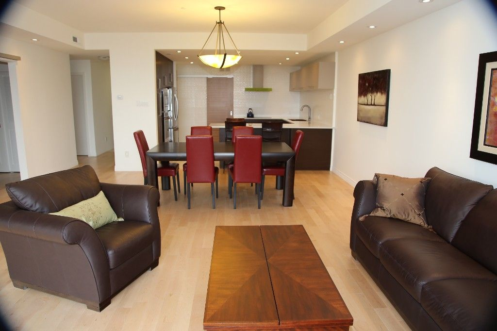 Photo 6: Photos: 604 141 Wellington Crescent in Winnipeg: Crescentwood Condo for sale (South Winnipeg)  : MLS®# 1425804
