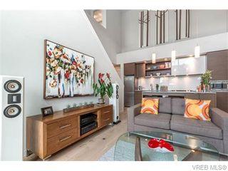 Photo 9: 402 601 Herald St in VICTORIA: Vi Downtown Condo for sale (Victoria)  : MLS®# 746011