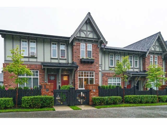 """Main Photo: 29 1320 RILEY Street in Coquitlam: Burke Mountain Townhouse for sale in """"RILEY"""" : MLS®# V1093490"""