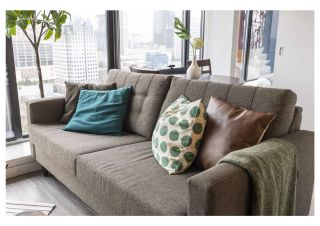 """Photo 5: 3208 128 W CORDOVA Street in Vancouver: Downtown VW Condo for sale in """"Woodward's (W43)"""" (Vancouver West)  : MLS®# R2587724"""