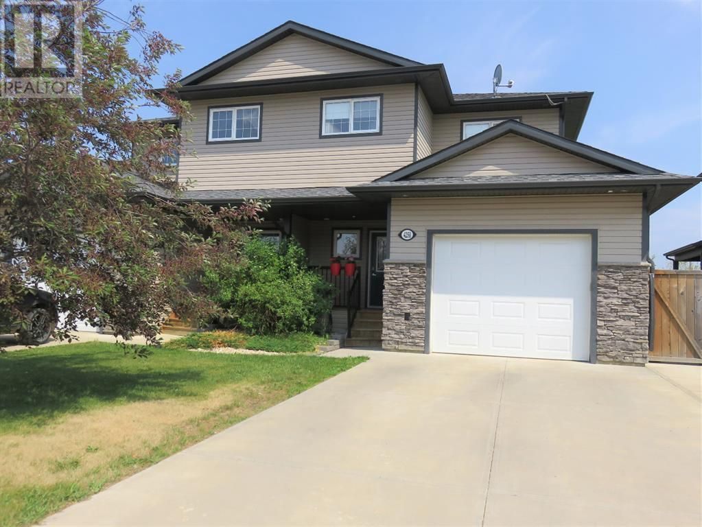 Main Photo: 425B 13 Street SE in Slave Lake: House for sale : MLS®# A1126770