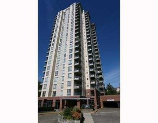 Photo 1: # 1207 7077 BERESFORD ST in Burnaby: Condo for sale : MLS®# V807979