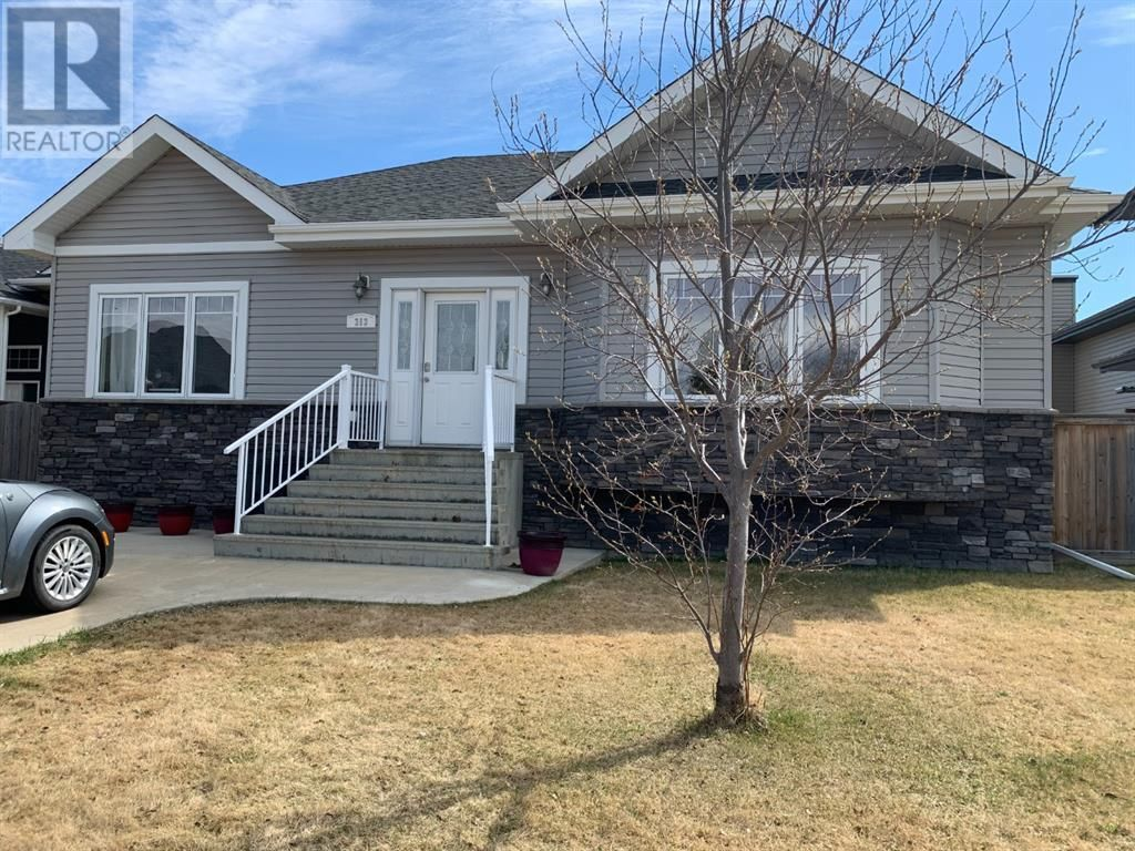 Main Photo: 313 12 Street SE in Slave Lake: House for sale : MLS®# A1105641