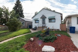 Photo 1: 203 S Avenue North in Saskatoon: Mount Royal SA Residential for sale : MLS®# SK870219