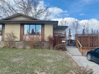 Main Photo: 11720 Canfield Road SW in Calgary: Canyon Meadows Semi Detached for sale : MLS®# A1093657