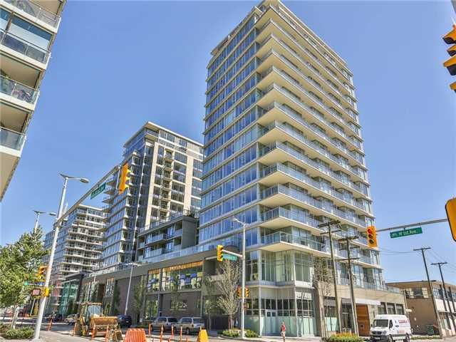 Main Photo: 302 168 W 1ST Avenue in Vancouver: False Creek Condo for sale (Vancouver West)  : MLS®# V1017863